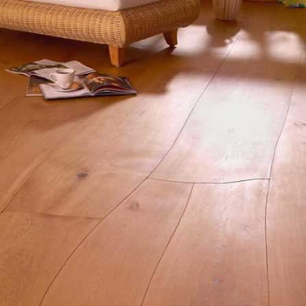 Pardoseala din lemn: o solutie atipica - Poza 1