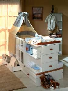 Amenajarea camerei bebelusului: idei si solutii moderne - Poza 1