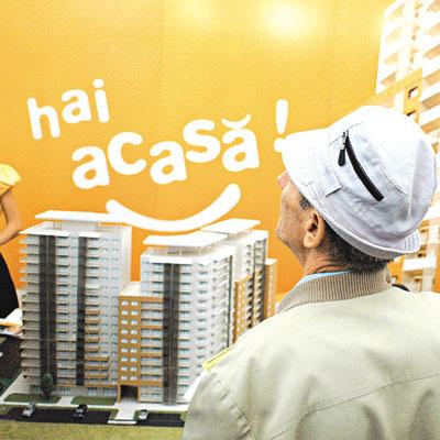 Primul targ imobiliar al anului: Aceeasi oferta de locuinte ca acum 2 ani. Cumparatorii asteapta Prima casa 2 - Poza 1