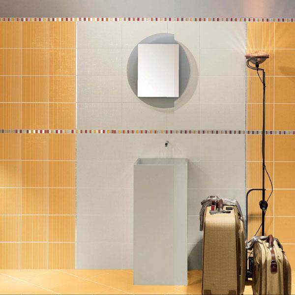 Sase idei superbe pentru amenajarea cu gresie si faianta a camerei de baie - Poza 3