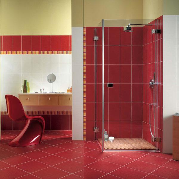 Sase idei superbe pentru amenajarea cu gresie si faianta a camerei de baie - Poza 4