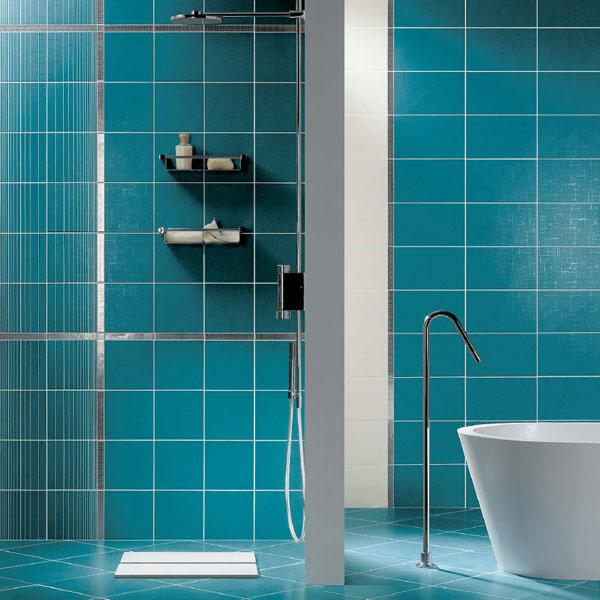 Sase idei superbe pentru amenajarea cu gresie si faianta a camerei de baie - Poza 5