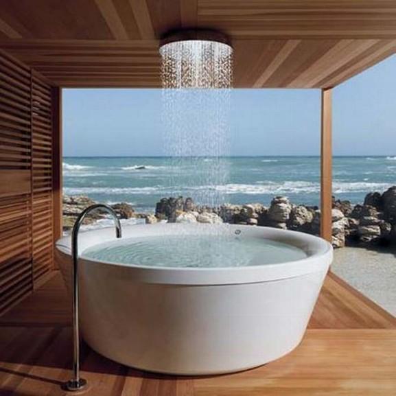 Esteticul si placutul sau cum sa aduci ploaia de vara la tine in baie - Poza 1