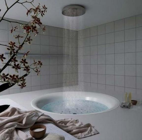 Esteticul si placutul sau cum sa aduci ploaia de vara la tine in baie - Poza 2