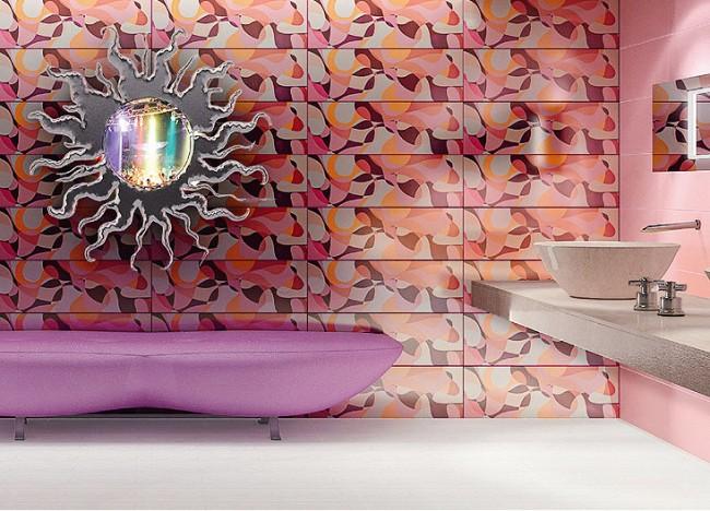 Galerie foto: sase idei fascinante de decorare a locuintei cu gresie si faianta - Poza 2