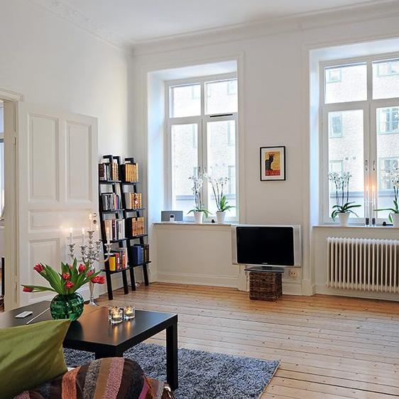 Cum poti sa dublezi spatiul din apartamentul de bloc? Idei deosebite pentru o amenajare open space - Poza 2