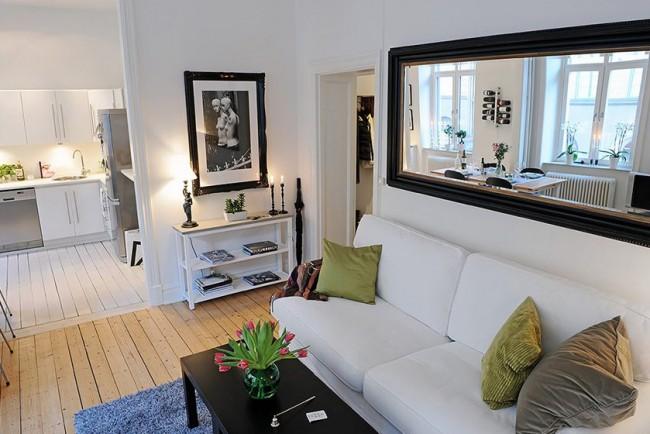 Cum poti sa dublezi spatiul din apartamentul de bloc? Idei deosebite pentru o amenajare open space - Poza 6