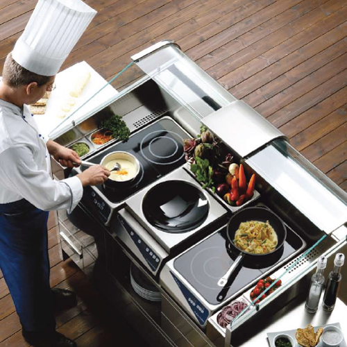 Bucatarii moderne: sistem inovativ de gatire fara miros, fara fum - Poza 1