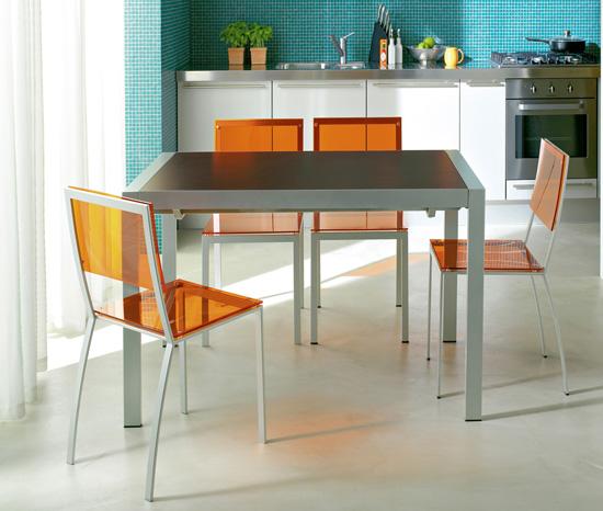 Idei simple pentru o bucatarie mai vesela: scaune coloarte - Poza 6
