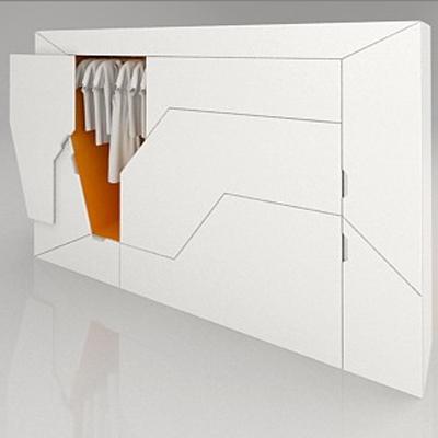 Admirabil: mobila in stil minimalist (galerie foto) - Poza 2