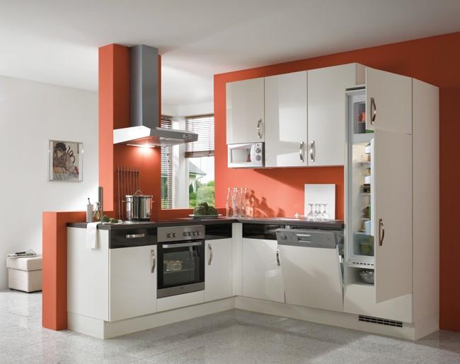 Inspiratie: mobila de bucatarie ca un tablou fascinant - Poza 3