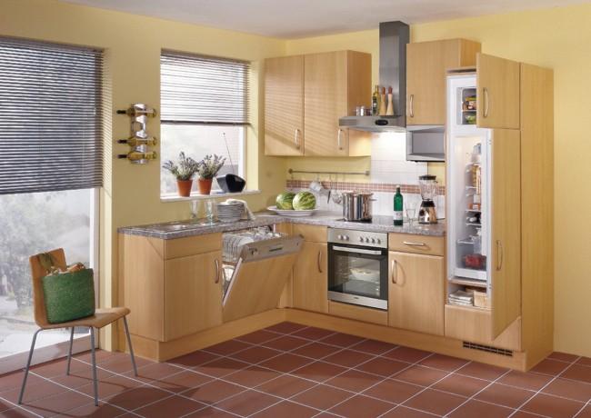 Inspiratie: mobila de bucatarie ca un tablou fascinant - Poza 4