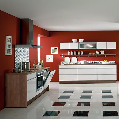 Inspiratie: mobila de bucatarie ca un tablou fascinant - Poza 6
