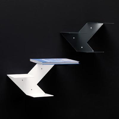 Ingeniozitate la maxim: rafturi invizibile pentru carti - Poza 2