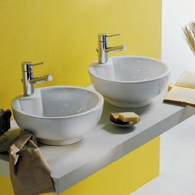 Lux desavarsit in baie: obiecte sanitare din portelan de la Scarabeo - Poza 3