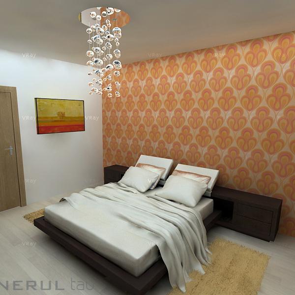 Contraste cromatice. Cum poti sa amenajezi un apartament vesel jucandu-te cu cateva culori - Poza 4