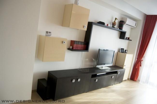 Idei de amenajare apartament mic in Bucuresti. Galerie foto - Poza 4