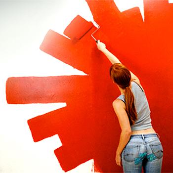Varuirea peretilor. Aduceti culorile potrivite in casa voastra - Poza 1