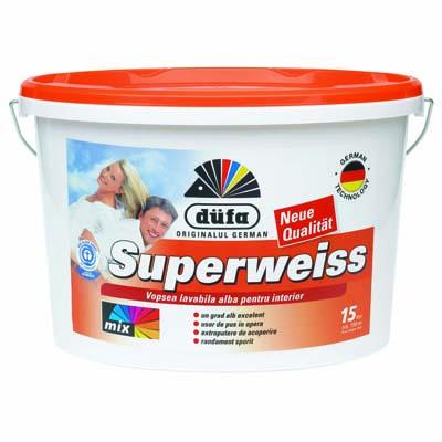 Cunoscuta vopsea lavabila Dufa Superweiss a primit distinctia foarte bine pe anul 2011 - Poza 1