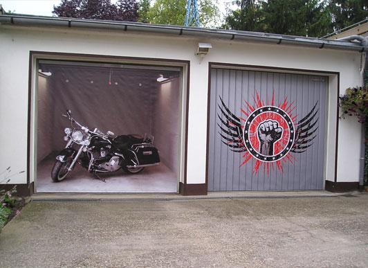 Usi de garaj personalizate sau cam ce vrei sa ai dosit in garaj?... - Poza 4