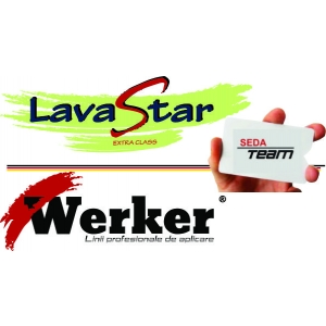Vopsea lavabila Werker si Lavastar. Seda Invest lanseaza la nivel national doua noi produse premium - Poza 1