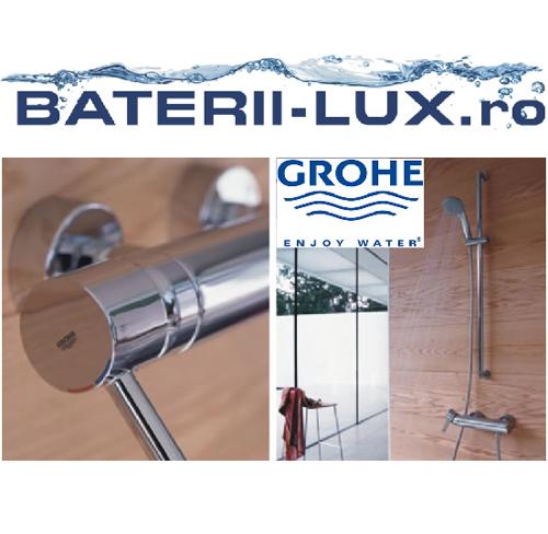 Grohe Essence - bateria perfecta pentru o baie moderna - Poza 1