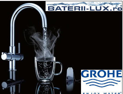 Grohe Red Duo - Robinet si boiler in acelasi timp! - Poza 1