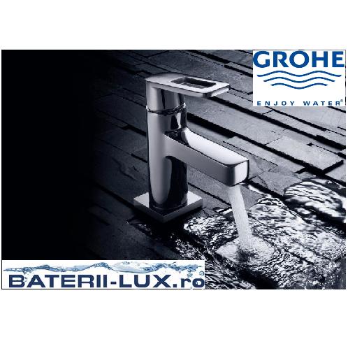 Baterii baie Grohe Quadra; intruchiparea cea mai pura a stilului minimalist - Poza 1