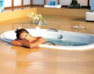 Cazi cu hidromasaj: varianta moderna a hidroterapiei - Poza 1