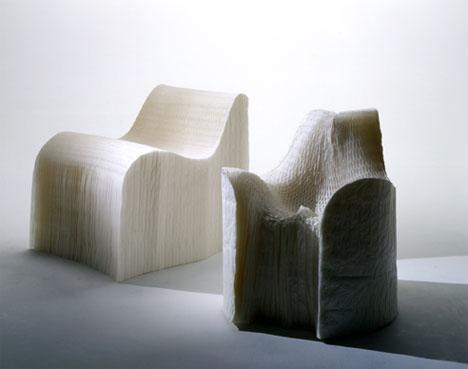 Scaune de cristal si canapele de hartie - Poza 3