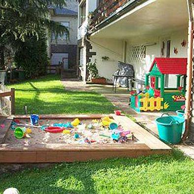 Cum sa amenajezi un loc de joaca pentru copii in gradina ta - Poza 1