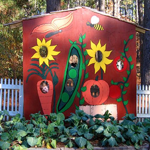 Cum sa amenajezi un loc de joaca pentru copii in gradina ta - Poza 4