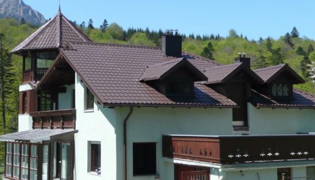 Tigla metalica: solutia zilelor noastre pentru acoperis - Poza 1