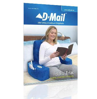 Promotii peste promotii, produse noi, idei de cadouri inedite. A aparut noul catalog D-Mail - Poza 1