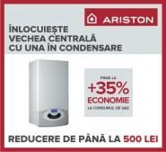 Buy Back centrale termice Ariston. Inlocuieste-ti vechea centrala cu una in condensare la pret promotional - Poza 1