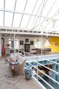 Transformarea fermecatoare a unui garaj intr-un living modern