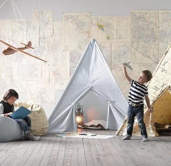 Sase idei ingenioase pentru a amenaja camera copilului tau