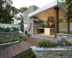 Amenajarea terasei - practic si relaxant