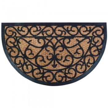 Covoraș intrare din cauciuc și fibre de cocos Esschert Design Ornamental