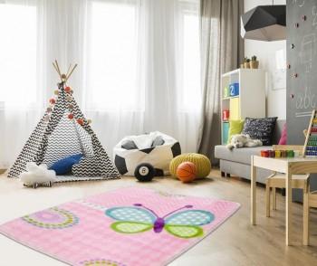 Galerie foto: accesorii minunate pentru amenajarea unui dormitor roz pentru fetite