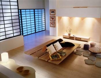 Decoreaza-ti livingul in stil japonez