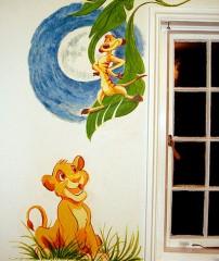 Cateva idei pentru decorarea camerei baieteilor