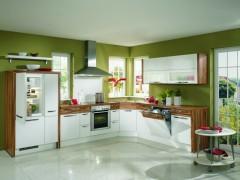 Inspiratie: mobila de bucatarie ca un tablou fascinant
