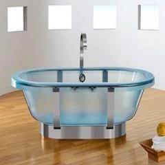 Cazi de baie din acril sau avantajele unui material miraculos