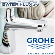 Baterii de baie Grohe Europlus: functionalitate, estetica si dinamism - Poza 1