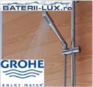Dusurile Grohe Sena: design lucios pentru o baie moderna - Poza 1