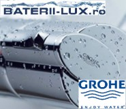 Baterii termostatate Grohe Grohtherm 1000
