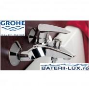 Baterii baie Grohe Eurodisc: forme moderne, design iesit din comun - Poza 1